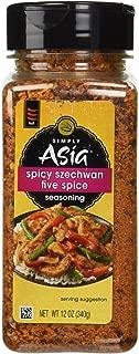 Spicy Szechwan Five Spice Seasoning, 12 Ounce