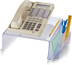 Officemate Telephone Stand, Clear (21524)