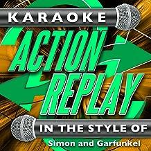 Bridge over Troubled Waters (In the Style of Simon and Garfunkel) [Karaoke Version]