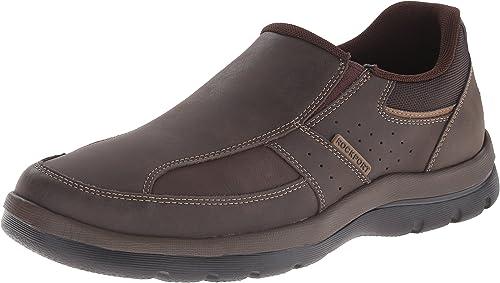 Rockport Get Your Kicks Mocasines sin Cordones para Hombre, marrón (marrón), 39.5 EU