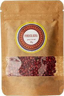 Pimenta Rosa, Prasadam Brasil