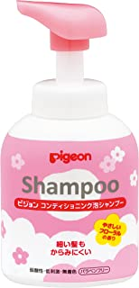 Pigeon Conditioning Foam Shampoo Aroma of Gentle Floral 350 ML