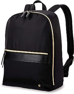 Samsonite Women's Mobile Solution Business (Black, Essential Backpack)