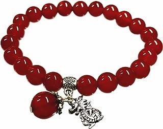 Best dragon agate bead bracelet Reviews