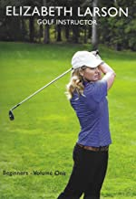 Elizabeth Larson Beginning Golf Instruction Video DVD