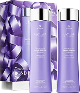 Stockout ALTERNA HAIRCARE Caviar Anti-Aging Restructuring Bond Repair Duo