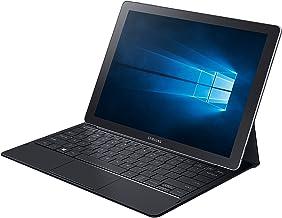 """Samsung Galaxy TabPro S Tablet da 12"""" FHD SuperAMOLED, Processore Intel Core M3, 4 GB RAM, Nero [Italia]"""