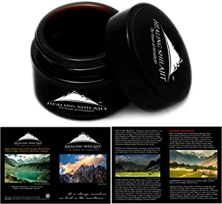 Fresh Authentic & Purest Himalayan Shilajit - Shipped Directly From it's Source - Instant Result Guaranteed (10 Grams Shilajit)