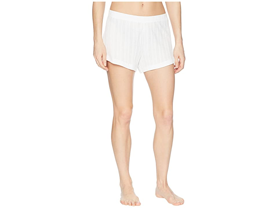 Skin Rooney Shorts (White) Women