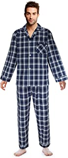 Casual Trends Men's Pajama Set Broadcloth Pajamas for Men,