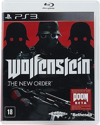 Wolfstein The New Order - PlayStation 3