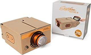 Luckies of London (LUKPRO2C) Smartphone Projector 2.0, Portable Phone Projector, Copper