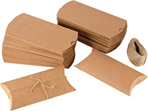 Best brown pillow boxes Reviews