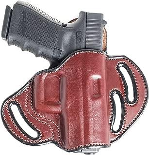 Open Top Belt OWB Leather Holster for Colt 1911 5