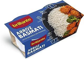 comprar comparacion Brillante Arroz Basmati 125G X 2 - Pack De 8 - Total 2 Kg