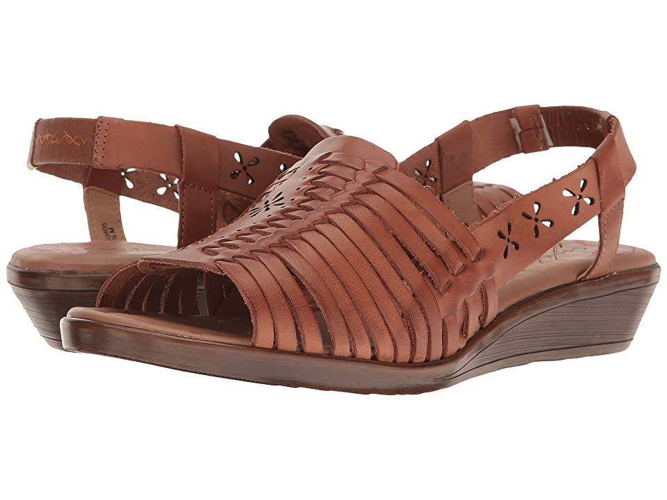 Comfortiva Formosa (Rust) Women