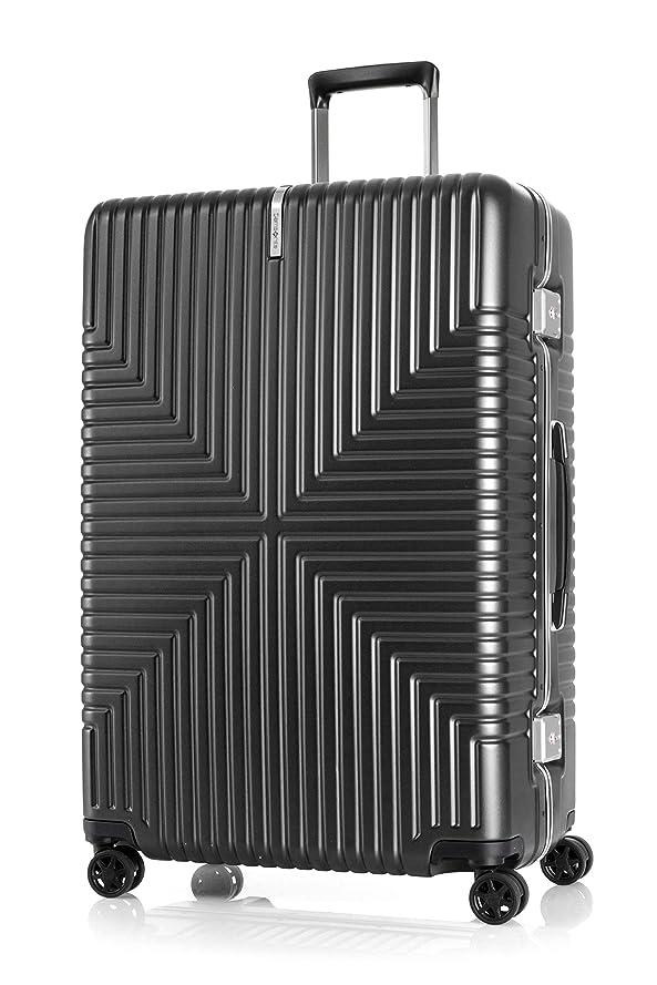 時間とともにメッセンジャー販売計画[サムソナイト] スーツケース インターセクト スピナー 76/28 FR 保証付 93L 76 cm 5.3kg