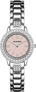 Armitron Women's Genuine Crystal Accented Bracelet Watch, 75/5699
