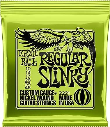 Ernie Ball Regular Slinky - cuerdas de guitarra