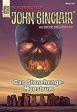 John Sinclair Sonder-Edition 142 - Horror-Serie: Das Stonehenge-Monstrum (German Edition)