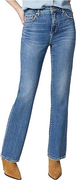 Phoebe High-Rise Boot Leg Jeans
