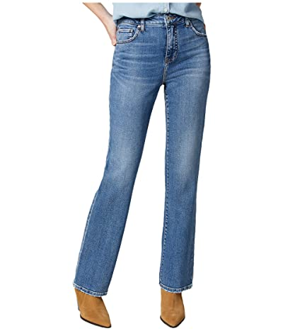Jag Jeans Phoebe High-Rise Boot Leg Jeans (Astoria Blue) Women