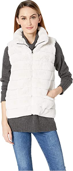 Reversible Fur Love Vest