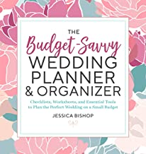 The Budget-Savvy Wedding Planner & Organizer: Checklists, Worksheets,  and Essential..