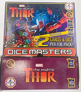 dice masters the mighty thor