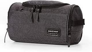 SWISSGEAR Dopp Kit | Bathroom, Gym, Travel | Men's and Women's - Heather