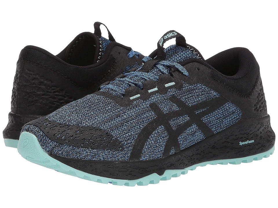 d4af34d94a73 ASICS Alpine XT (Blue Coast Black) Women s Running Shoes