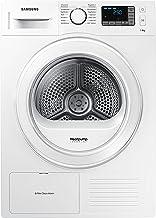Samsung DV80F5E5HGWEG Wärmepumpentrockner / A / 8 kg / weiß / Vollgrafisches LED Display / Diamond Pflegetrommel