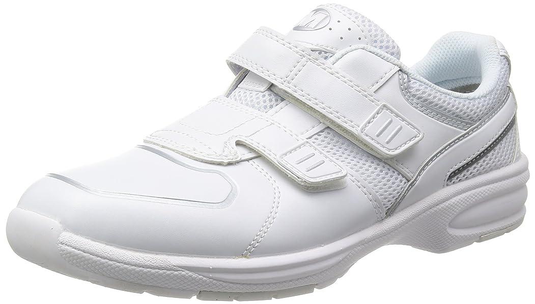 人柄審判巨人[ミドリ安全] 作業靴 軽量 マジックタイプ スニーカー UL415 メンズ
