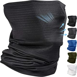Cooling Neck Gaiter Face Mask Balaclava for Men Dust...
