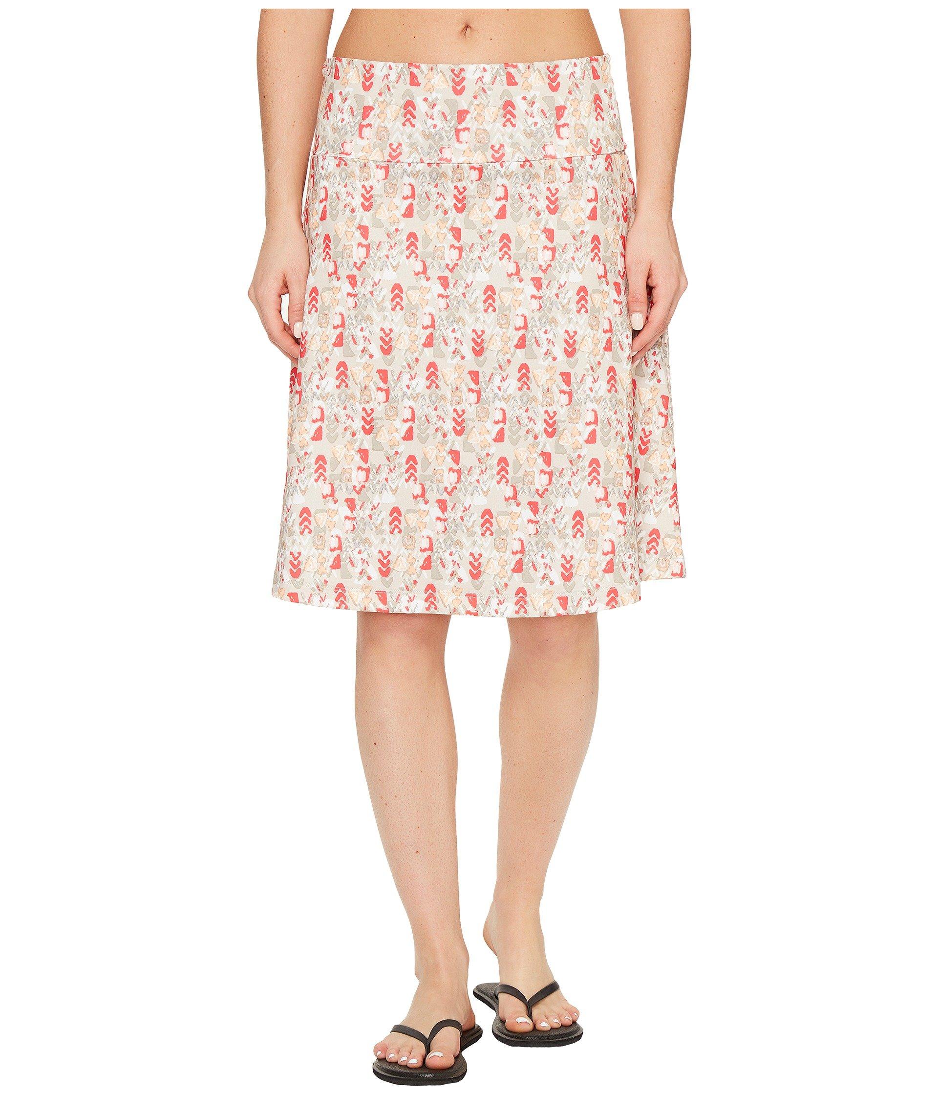 Falda para Mujer Woolrich Rendezvous Printed Skirt  + Woolrich en VeoyCompro.net