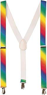 Rubie's Unisex Adult Costume Suspenders, As As shown