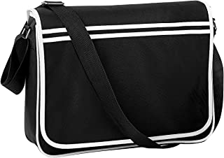 BagBase Retro Messenger-Tasche, 12 Liter