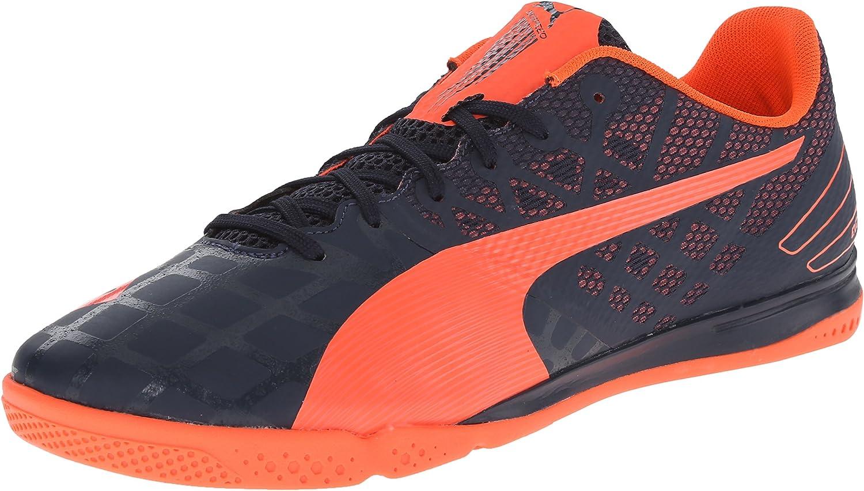 PUMA Men's Evospeedsala 3.4 Indoor Soccer Shoe