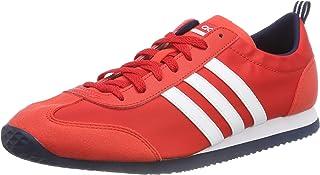 Adidas Vs Jog Sneaker For Men Red 44 EU DB0463