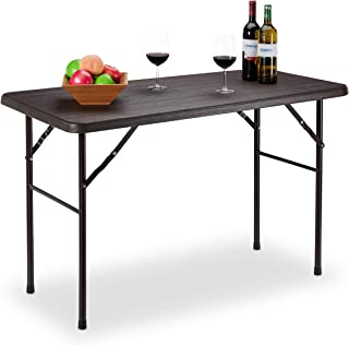 Amazon.fr : table pliante rectangulaire