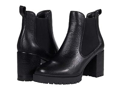 Aerosoles Emelia (Black Leather) Women