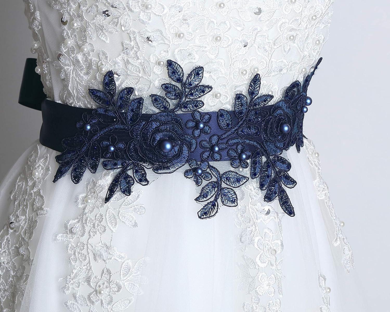 Navy sash belt blue Max 57% OFF 25% OFF for wedding