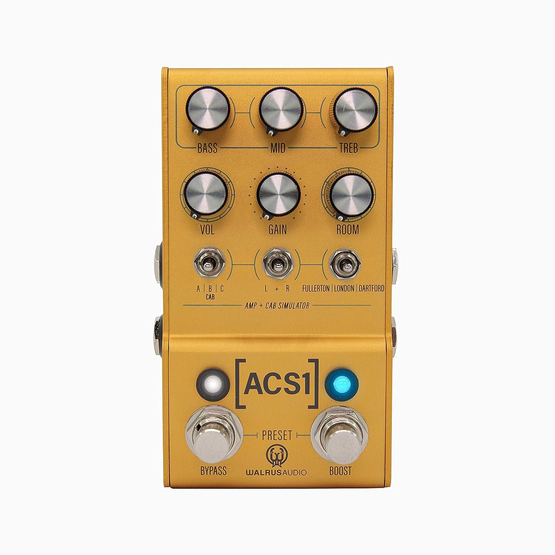 リンク:ACS1 Amp + Cab Simulator