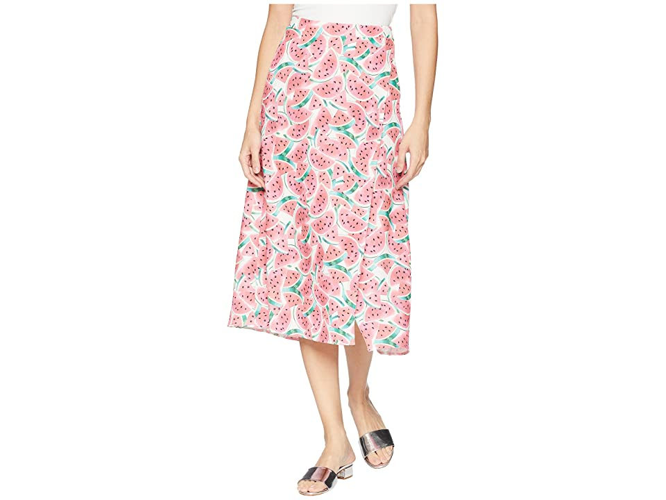 Show Me Your Mumu Flirt Skirt (One in a Melon) Women's Skirt