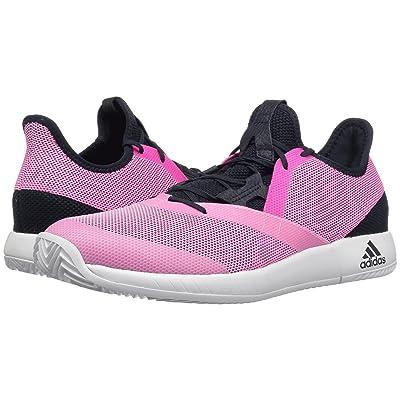 adidas adizero Defiant Bounce (Legend Ink/Shock Pink/White) Women