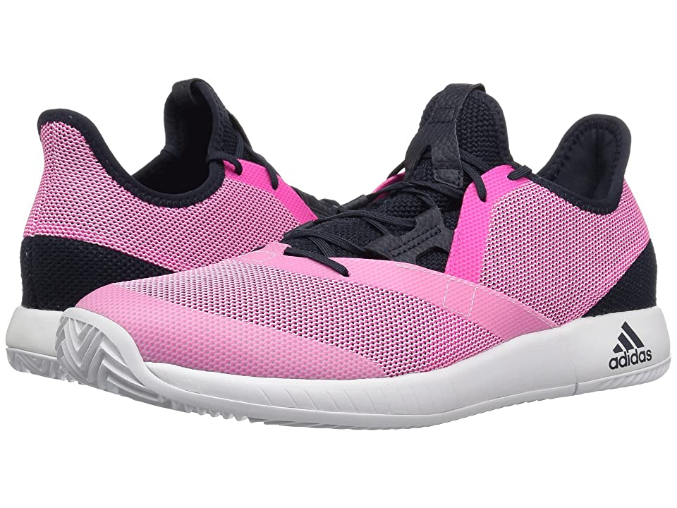 newest e1a0a 7c3c9 adidas adizero Defiant Bounce (Legend Ink Shock Pink White) Women