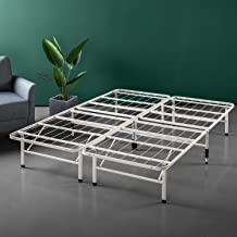 Best cream metal double bed frame Reviews