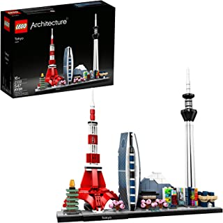 LEGO Architecture Skylines: Tokyo 21051 Building Kit,...