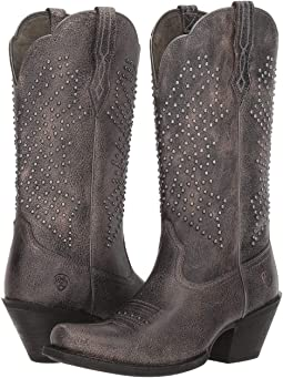 e7ea3d9b4279 Women's Square Toe Gray Boots + FREE SHIPPING | Shoes | Zappos.com