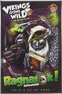 Lucky Duck Games Vikings Gone Wild Ragnarok Board Game